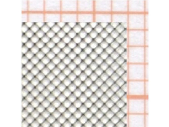 Gitter diagonal, 40x60mm